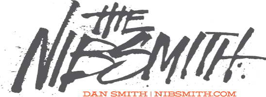 The Nibsmith Retina Logo