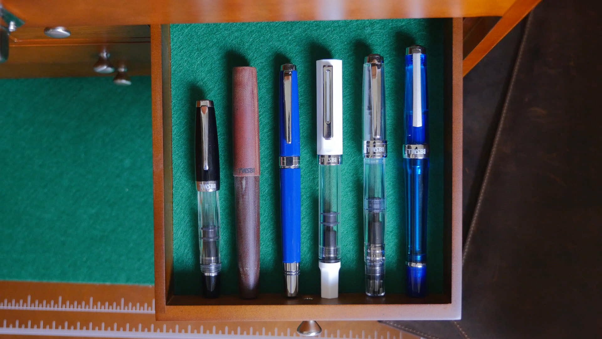 TWSBI Eco review fountain pen comparison