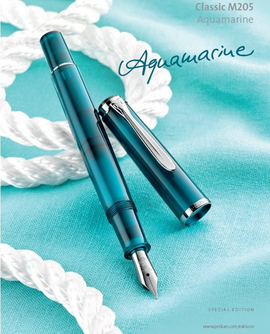 pelikan-m205-aquamarine-1