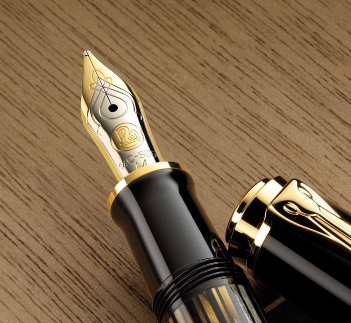 pelikan_m400_tortoise_brown_fountain_pen_nib