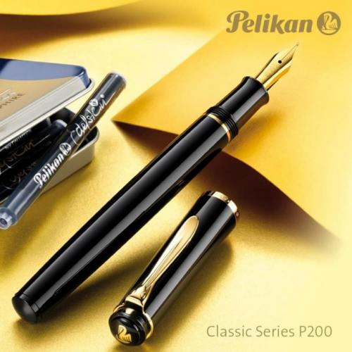 Pelikan-P200-fountain-pen