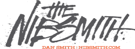 The Nibsmith Mobile Retina Logo
