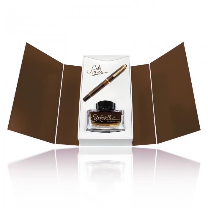 Pelikan_M200_Smoky_Quartz_Gift_Set