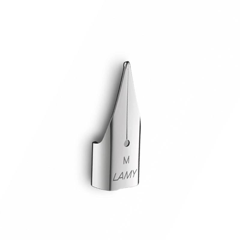 Lamy Z50 steel nib polished