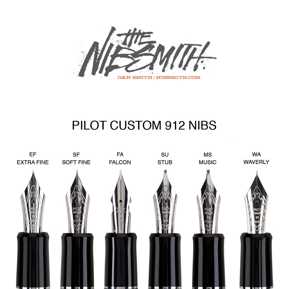 PILOT-912-NIBS