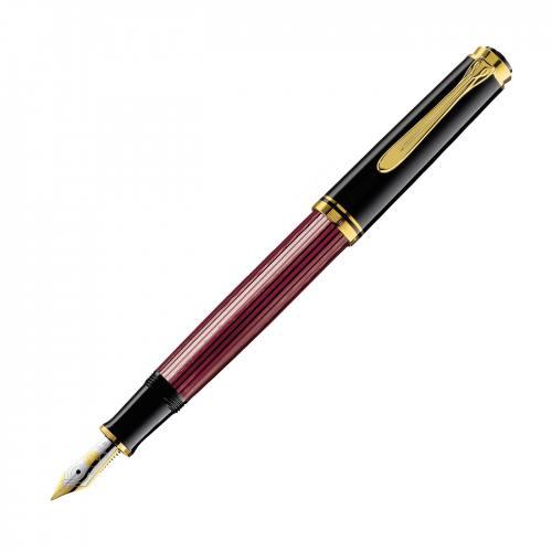 Pelikan-Souveran-M400-red-stripe