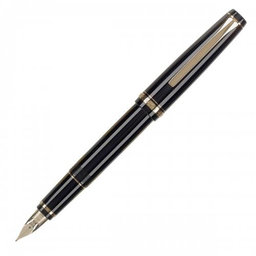 Pilot-Resin-Falcon-Black-Gold-falfpblubblck