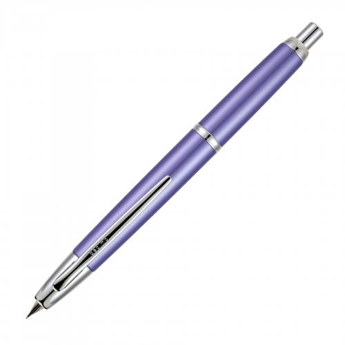 Pilot-Vanishing-Point-Decimo-Fountain-Pen-Purple-Rhodium-vpdfpblufppl