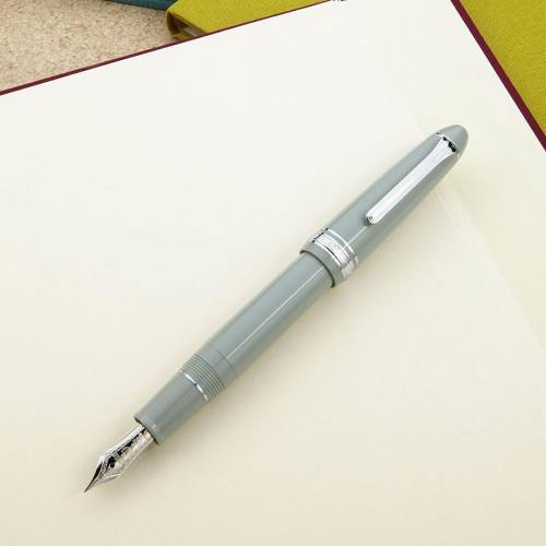 sailor-1911s-anchor-gray-fountain-pen