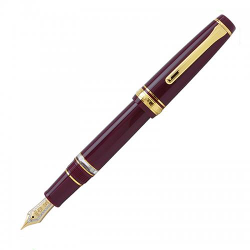 Sailor-Professional-Gear-REALO-Maroon-Fountain-Pen