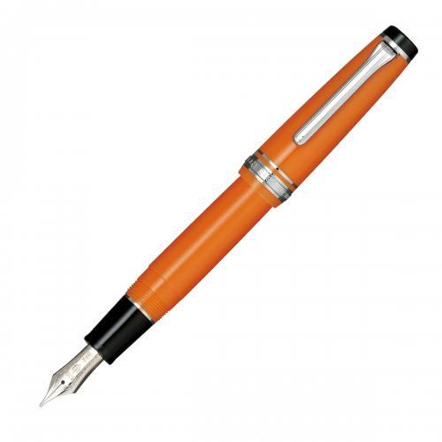 sailor-pro-gear-orange-rhodium-posted