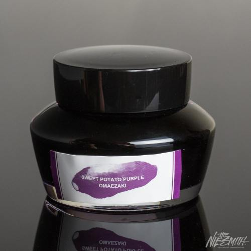 bung-box ink sweet potato purple bottle