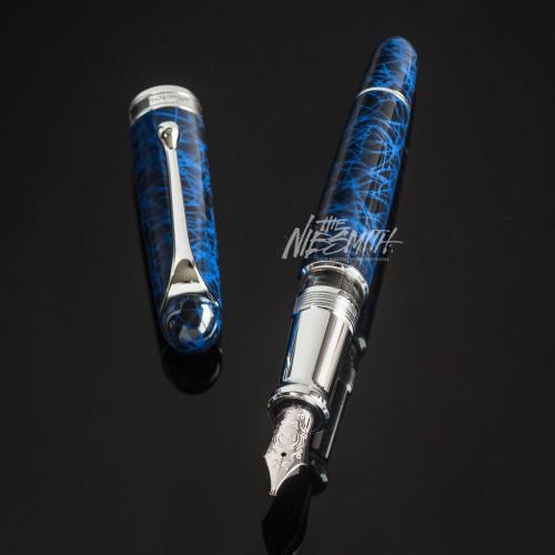 aurora-88-sigaro-blu-fountain-pen-nibsmith