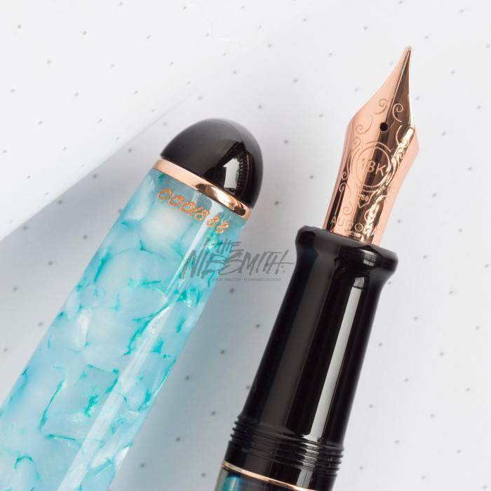 Aurora 88 Urano fountain pen nib
