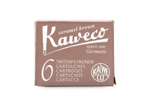 Kaweco_Ink_Cartridges_Caramel_Brown