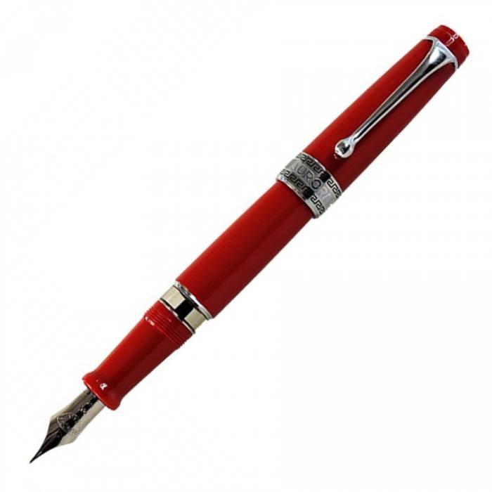 aurora-optima-flex-red-fountain-pen-900x900