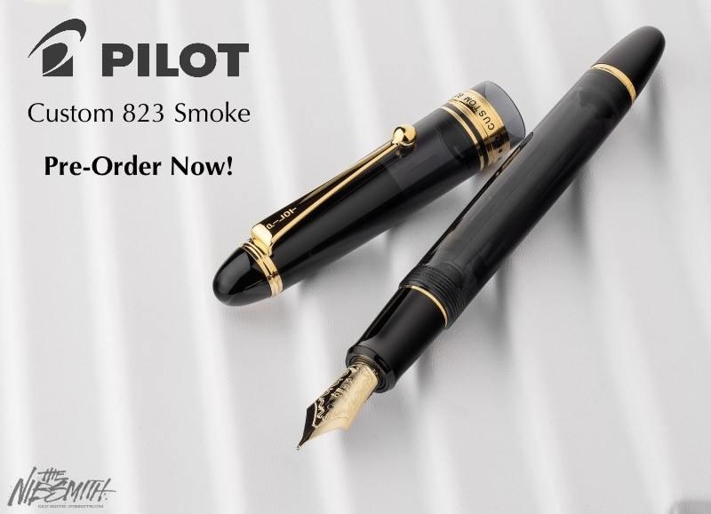 pilot custom 823 smoke