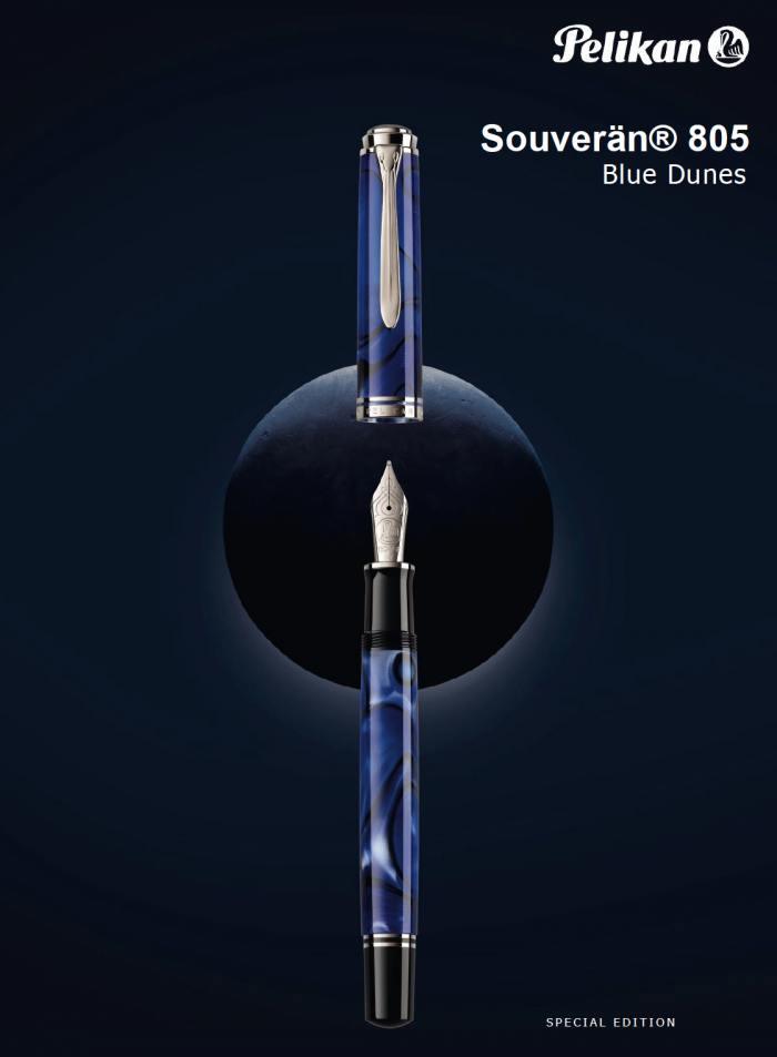 pelikan-m805-blue-dunes