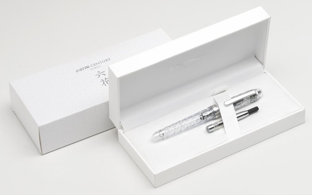 platinum rokka fountain pen nibsmith PNB-30000SR_img08