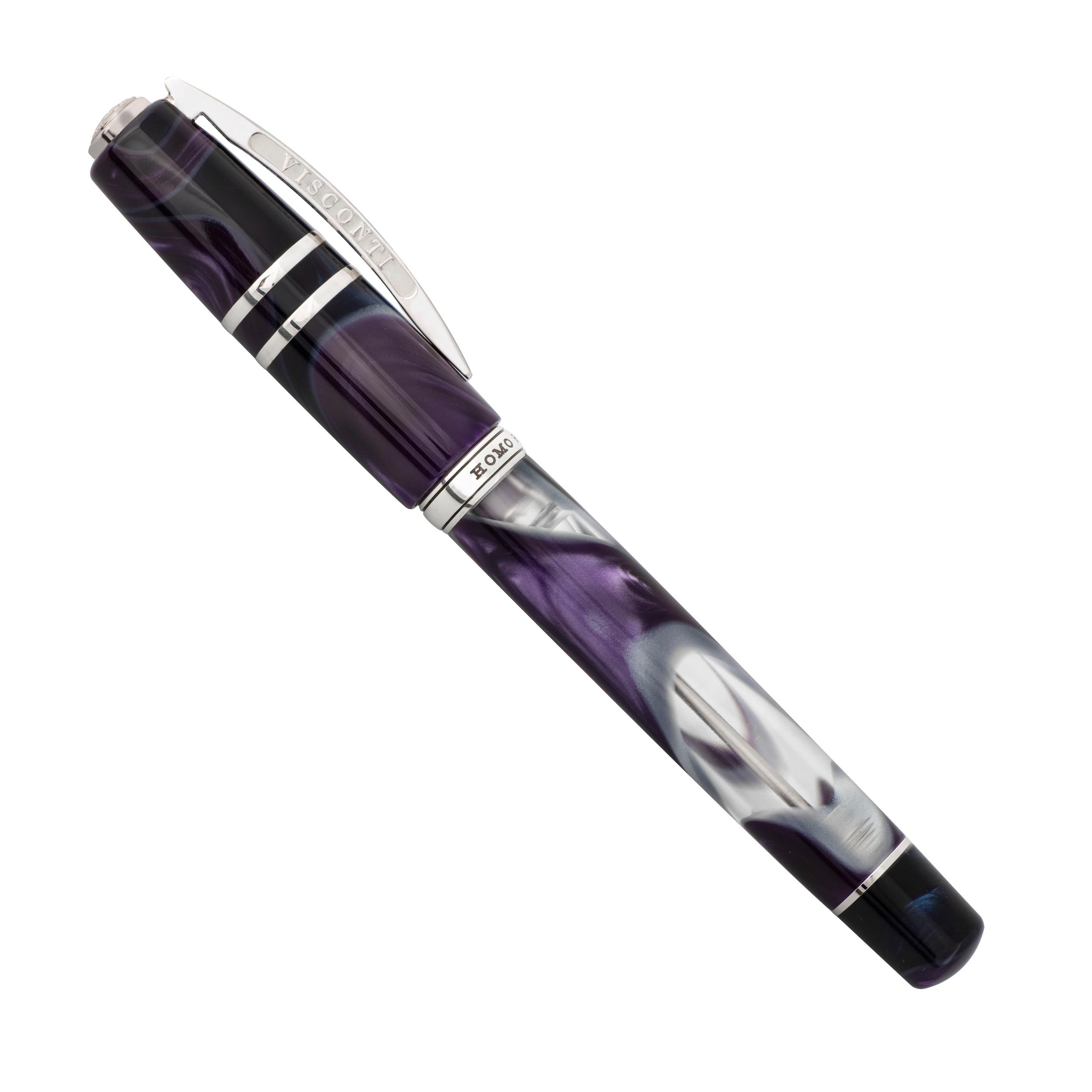 Visconti Homo Sapiens Midnight In Florence Fountain Pen