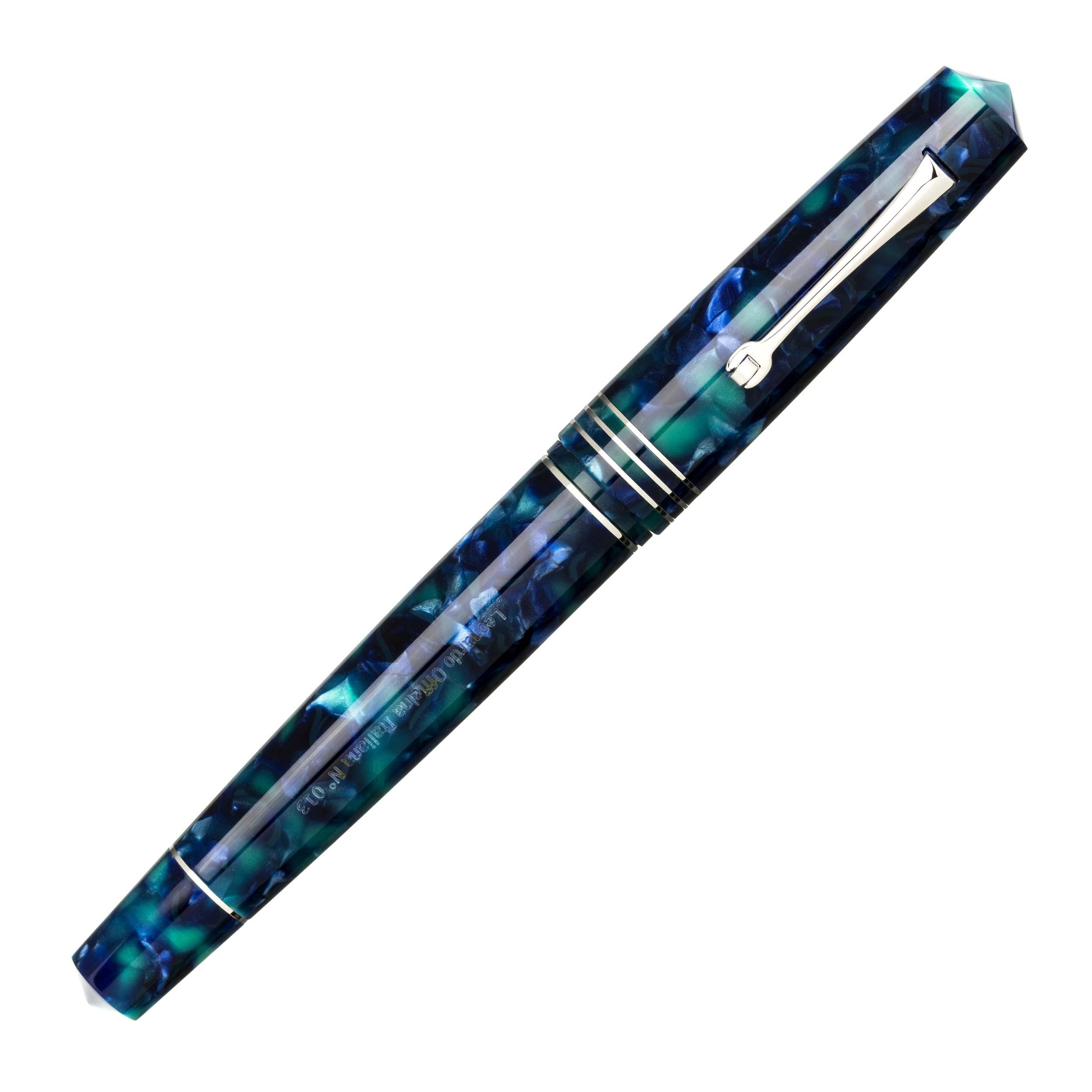 leonardo-momento-zero-grande-caraibi-fountain-pen-capped-nibsmith