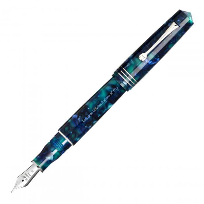 leonardo-momento-zero-grande-caraibi-fountain-pen-posted-nibsmith