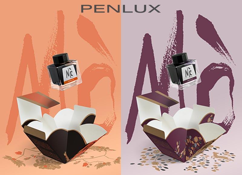 penlux mo fountain pen ink nibsmith